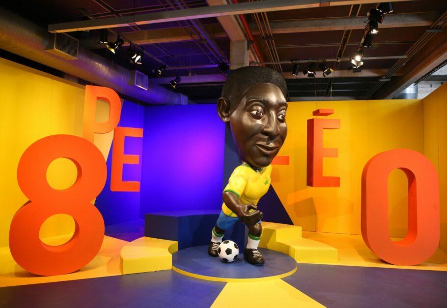 Pelé 80 - O Rei do Futebol