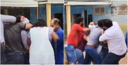 Repórter da Globo é agredido durante reportagem em MG