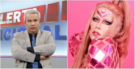 Sikêra Jr é denunciado ao MP após acusar Xuxa de pedofilia