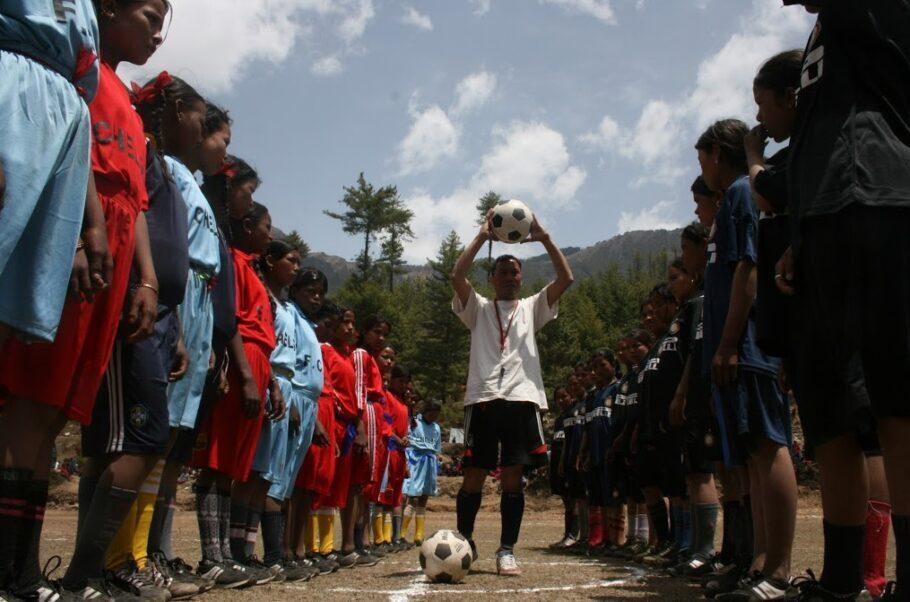 CINEfoot Mulheres - futebol feminino