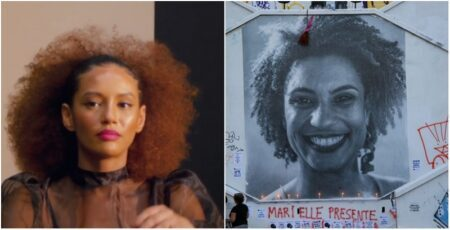 'Falas Negras': Taís Araújo fará Marielle Franco em especial da Globo