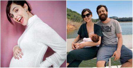 Titi Müller revela que fez sexo após entrar no trabalho de parto