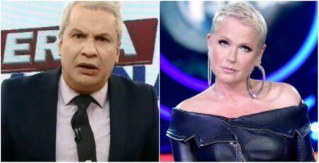 Xuxa rebate acusação de Sikêra Jr. e afirma que vai processá-lo