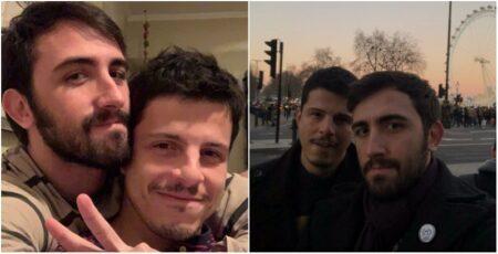 Ator da Globo fala que perde seguidores ao postar foto com marido