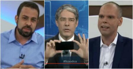 GLOBO DEBATE BOULOS COVAS