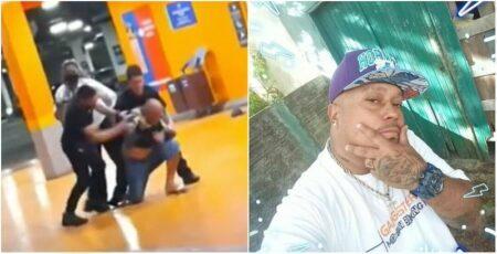 Homem negro é espancado até a morte em supermercado de Porto Alegre