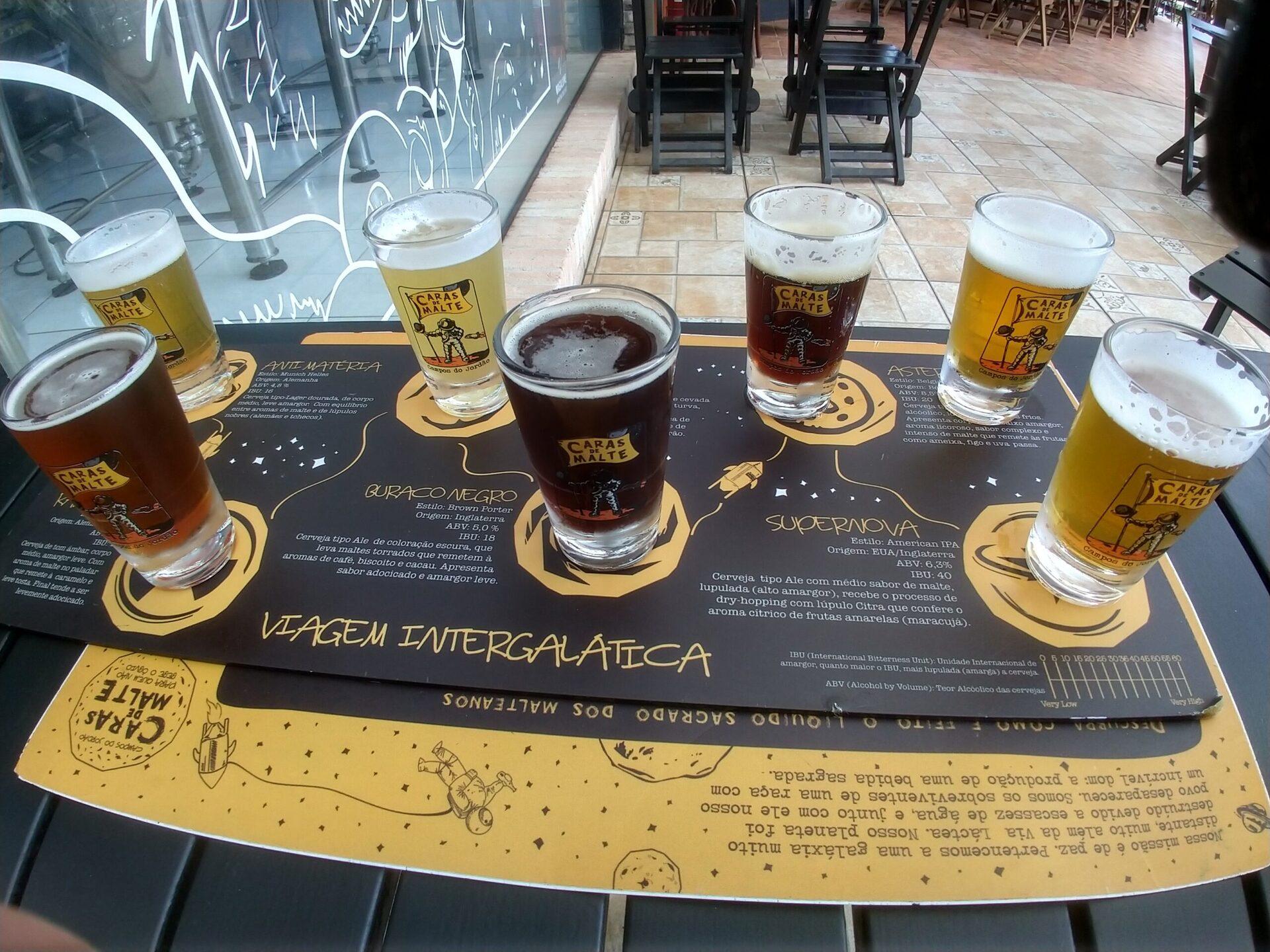Cervejarias da Serra da Mantiqueira