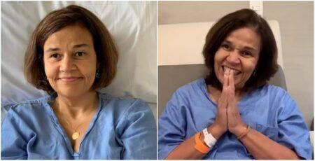 Claudia Rodrigues está internada em estado grave em hospital de São Paulo