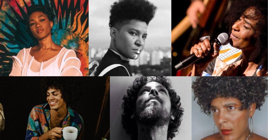 Festival Arte como Respiro - Luedji Luna, Larissa Luz, Izzy Gordon, Leo Middea, Leo Cavalcanti e Josyara