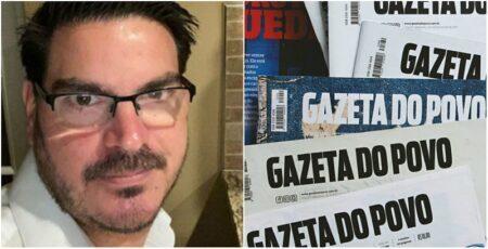 Por que a Gazeta do Povo foi o único veículo que não demitiu Constantino?