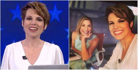 A troca de Gloria Vanique da Globo pela CNN foi motivada pela saúde