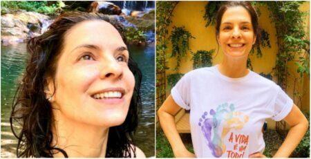 Atriz Helena Ranaldi revela que prefere 'homens mais femininos'