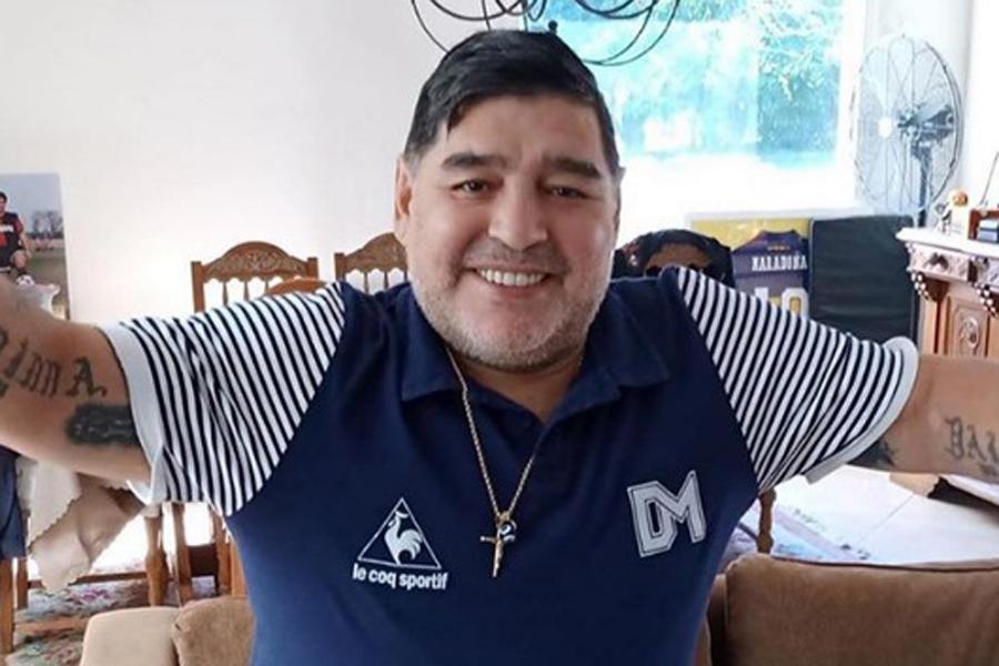 Maradona passará por cirurgia no cérebro