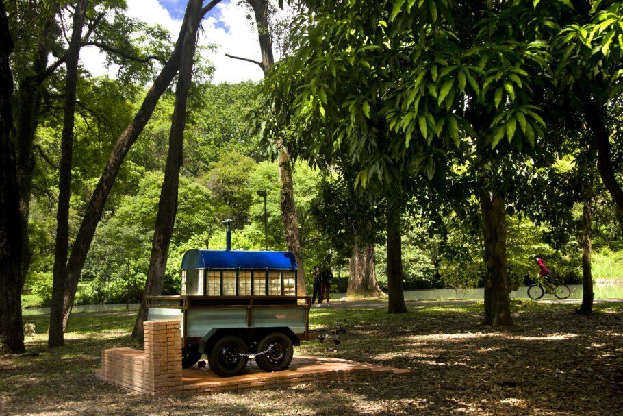 Mostra 3M de Arte - exposição no Ibirapuera
