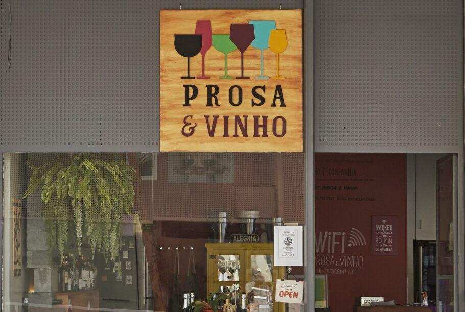 Entre os 280 rótulos, os vinhos nacionais são o Achado Elo no Prosa e Vinho