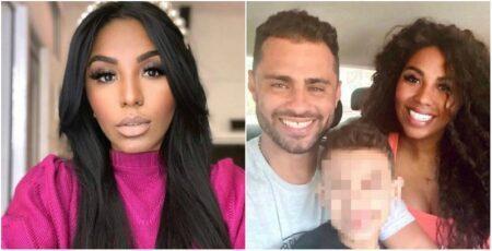 Quesia Freitas conta que já foi ameaçada com uma arma pelo marido