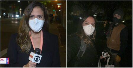 Correspondente da Globo diz ter sido expulsa da Casa Branca