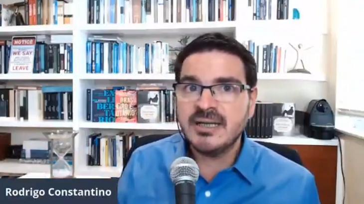 Jovem Pan demite Rodrigo Constantino após fala sobre Mariana Ferrer