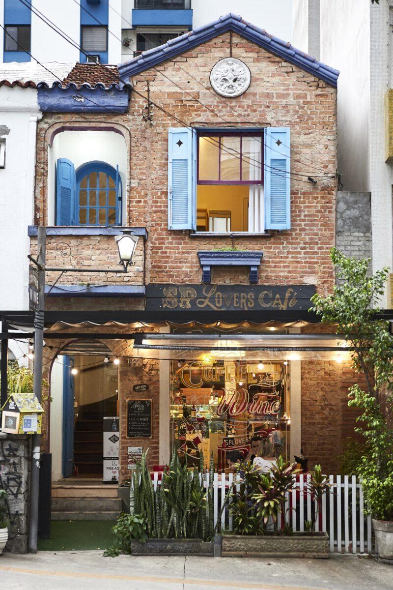 SP Lovers Café - Achados Elo