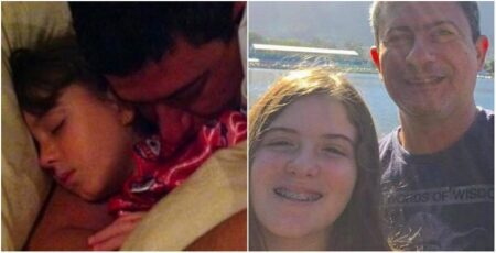 Alissa Veiga, filha mais nova de Tom, desabafa: 'O pior dia da minha vida'