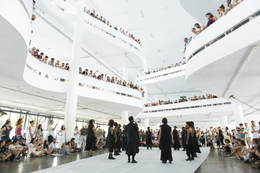 Bienal de São Paulo - pavilhão