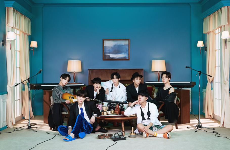 BTS - live