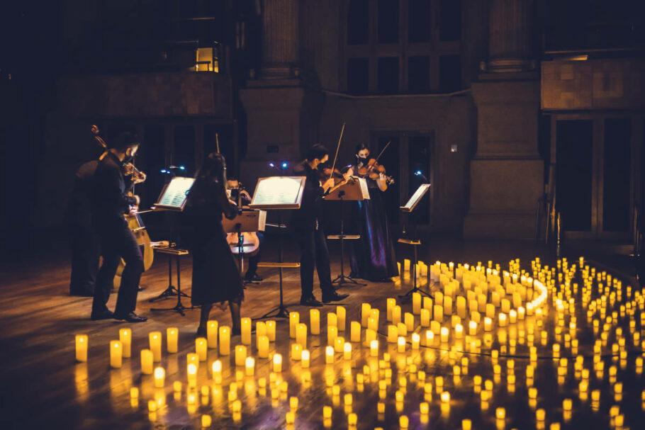 Candlelight - Concerto de Natal à luz de velas