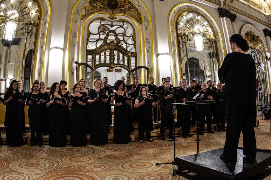 Concertos de Natal Theatro Municipal