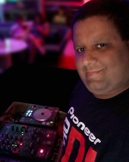 DJ Marcio Fernandes