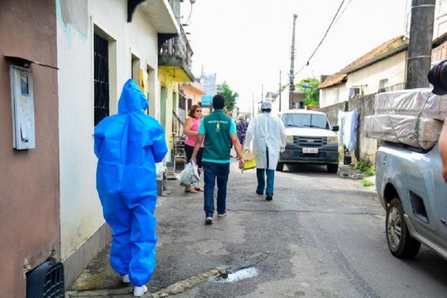 doença causada por fungo em Manaus