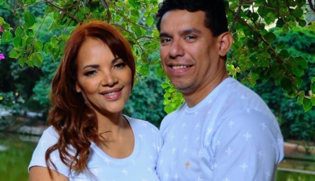 Deputada Flordelis e Pastor Anderson