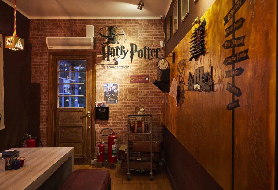 Harry Potter, LE Burger