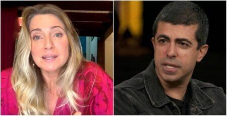"""Letícia Spiller fala que Marcius Melhem é """"pessoa querida, de bom coração"""""""