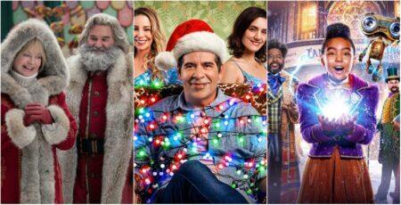 10 filmes e séries de Natal para assistir na Netflix