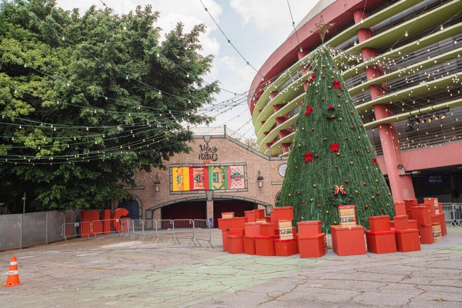 Vila do Natal - Ginásio do Ibirapuera