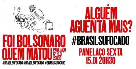Internautas convocam 'panelaço' contra governo Bolsonaro