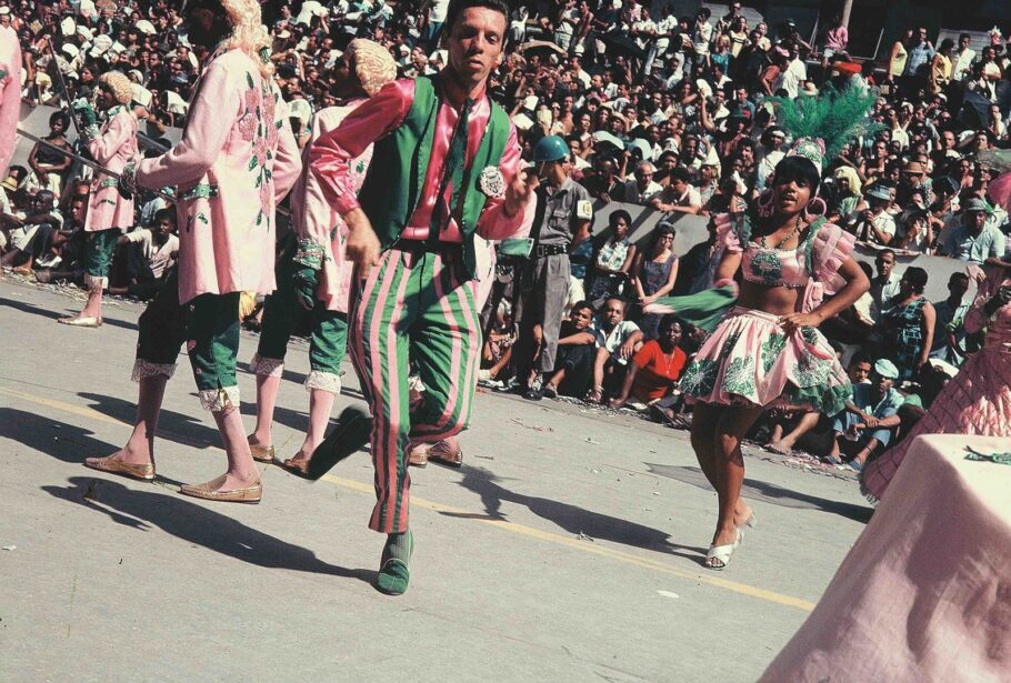 Hpelio Oiticica e o samba