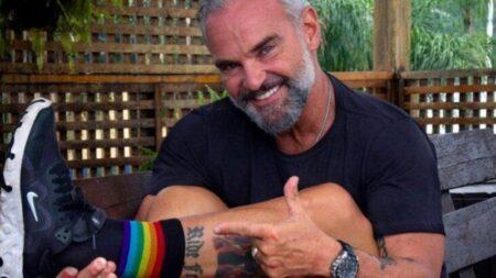 Mateus Carrieri fala sobre as filhas: 'São bissexuais. Qual o problema, hein?'