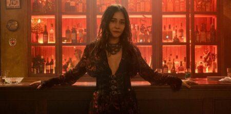 """Alessandra Negrini interpreta a personagem """"Cuca"""" em """"Cidade Invisível"""""""
