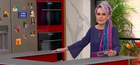 Ana Maria Braga fala brincando sobre entrevista com Karol: 'Não venho'