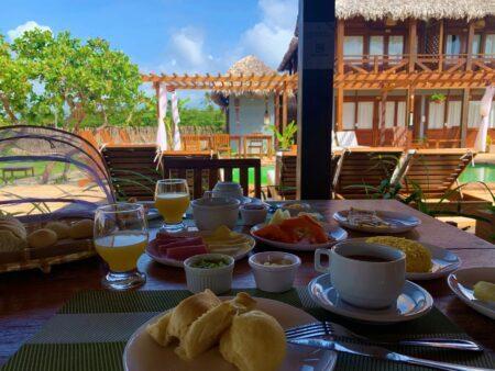 Café da manhã Vila Aty @entaovah