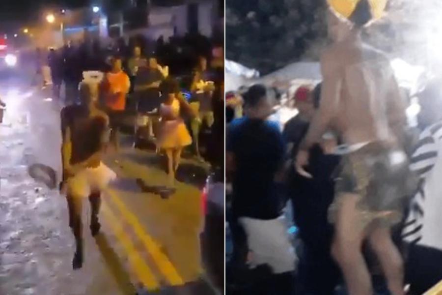 carnaval clandestino