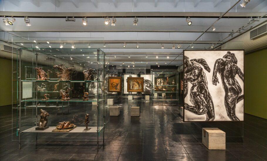 Mostra de Degas no MASP