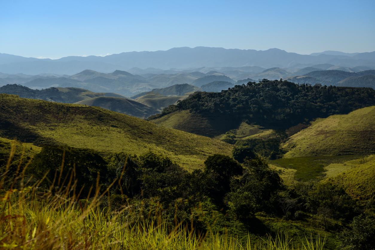 Serra da Mantiquiea