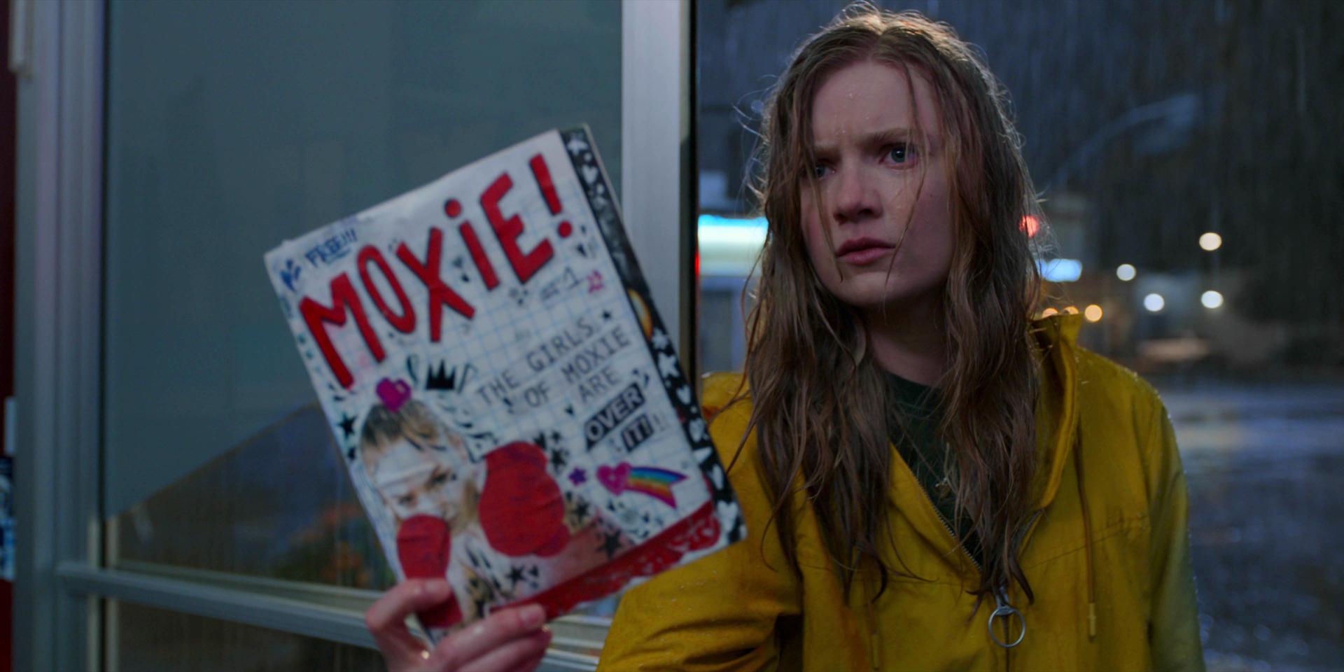 Moxie: Quando as Garotas Vão à Luta - Netflix