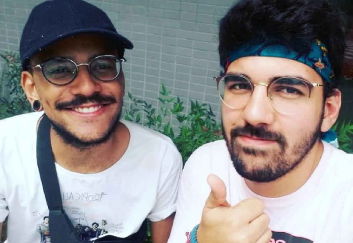 BBB 21: Namorado de João Luiz sobre xingamento de Projota: 'Triste'