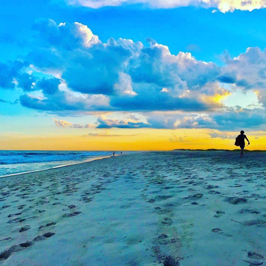 Praias perfeitas para o surf