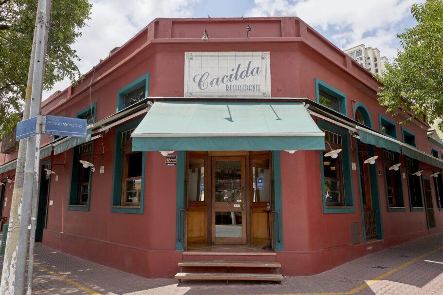 Restaurante Cacilda - Achados Elo
