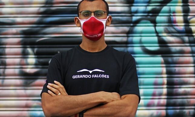 """Eduardo Lyra, fundador e diretor do Instituto Gerando Falcões, participa do painel """"Filantropia Corporativa Durante e Pós-Pandemia"""""""