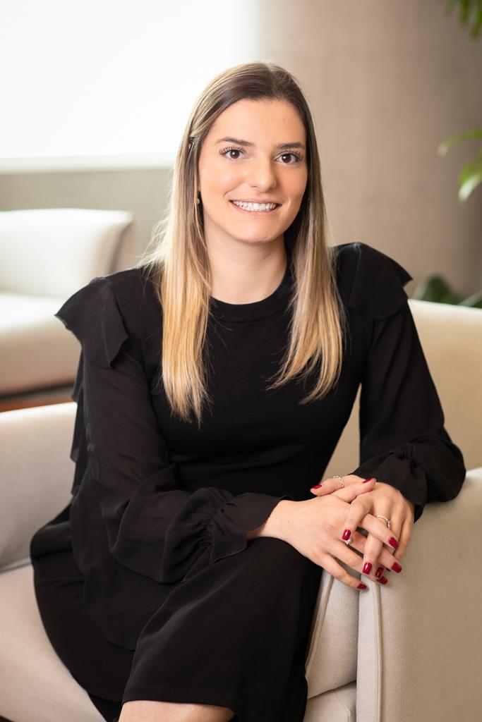 Marcella Ungaretti, analista ESG do time de Research na XP Investimentos